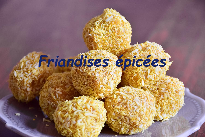 Capsule gourmande – Friandises épicées