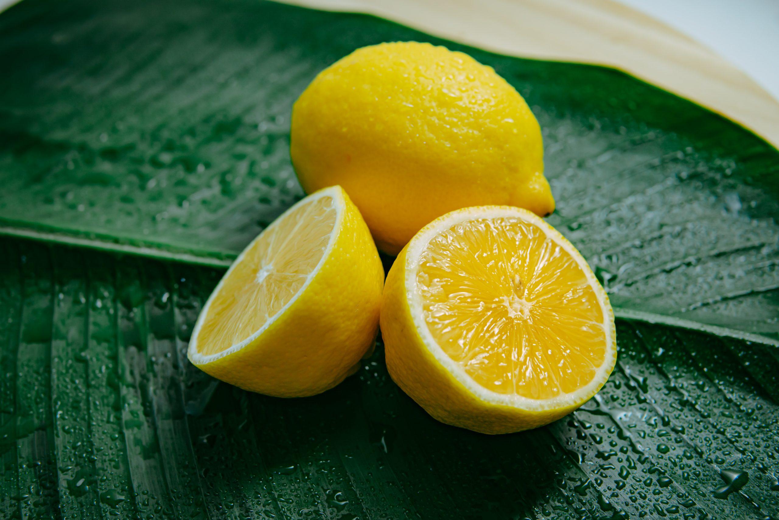 Capsule huile essentielle – Le citron